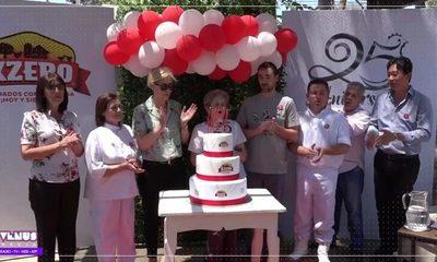 Pollpar S.A. celebra su 25° aniversario