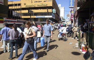 Hasta 500 dólares aumenta cota de compras para los brasileños
