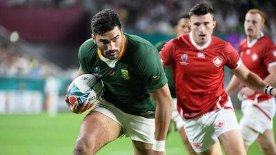 Noble gesto en Mundial de Rugby recorre el mundo