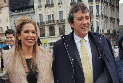 HOY / La añoranza de la esposa del embajador en Uruguay y su  llamativo comisionamiento