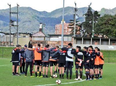Deportivo Santani enfrenta en el Campín de Bogotá a la Equidad