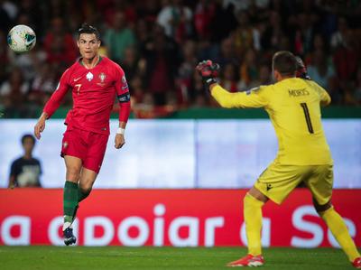 Portugal y una sólida victoria sobre Luxemburgo