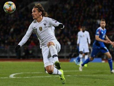 Francia se acerca a la Eurocopa con una gris victoria
