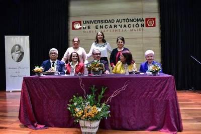 GOBIERNO DEPARTAMENTAL DISTINGUE A NUEVOS MIEMBROS ITAPUENSES EN LA ACADEMIA PARAGUAYA DE LA LENGUA ESPAÑOLA