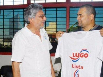 """Chila trató de """"pa´i degenerado y pedófilo"""" a Lugo"""