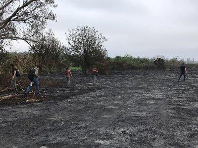 Acuerdan conformar grupos de trabajo de cara a la restauración del Parque Guasú