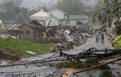 Alerta máxima, un muerto y competiciones anuladas por tifón Hagibis en Japón