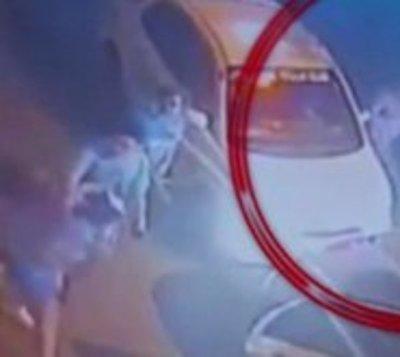 Imputan a taxistas que agredieron a UBER