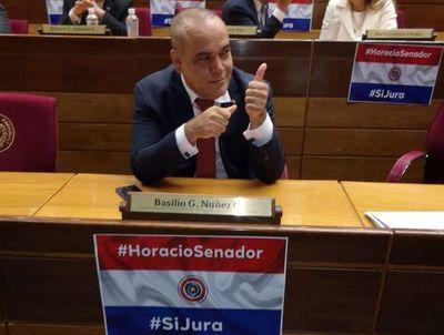 """""""Bachi"""" Núñez defiende blanqueamiento a Portillo, Rivas y Quintana"""