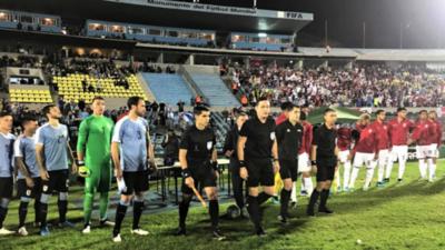 HOY / La Celeste se impone a Perú en juego formativo