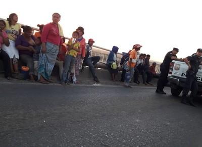 Indígenas volverán a sus comunidades tras acuerdo alcanzado con el Gobierno
