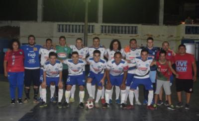 HOY / Avanzan los primeros cuatro a segunda fase en Copa Paraguay