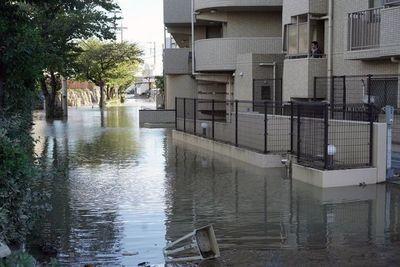 Al menos siete muertos en Japón por paso del tifón Hagibis