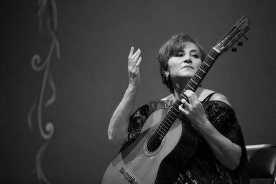 Berta Rojas toca hoy en el CCK de Buenos Aires