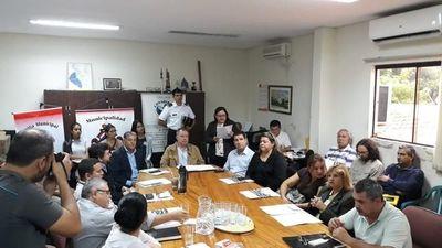 Comitiva interinstitucional revisará estado del lago Ypacaraí