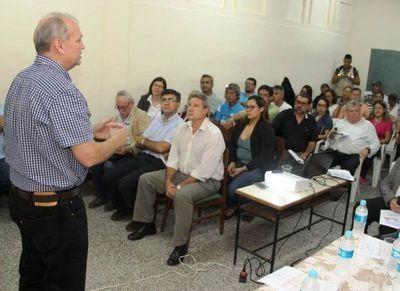 Mario Ferreiro pretende construir 1800 viviendas en la Chacarita