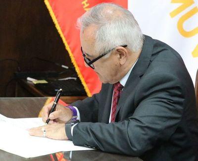 INDERT sellará alianza para promover desarrollo rural