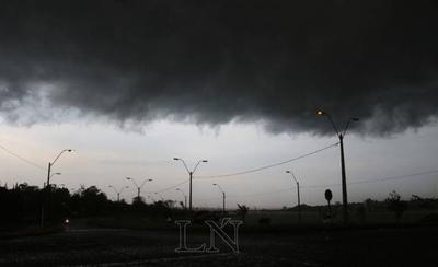 HOY / Emiten alerta por tormentas para varios departamentos