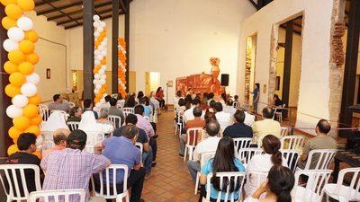 Música y arte en el Centro Cultural Tren Lechero