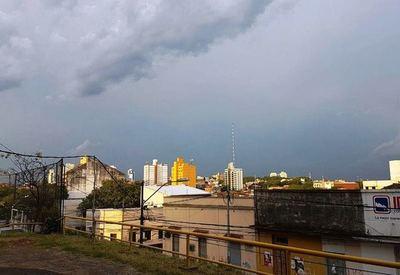 Anuncian ingreso de tormentas desde el sur para la tarde del domingo