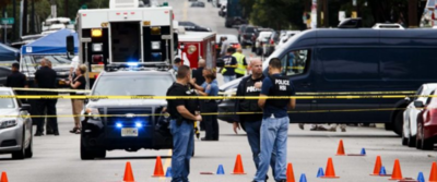 Cuatro muertos dejaun tiroteo en Nueva York
