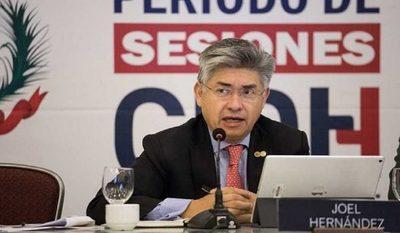 Relator de organismo internacional analizará situación de DDHH en el país