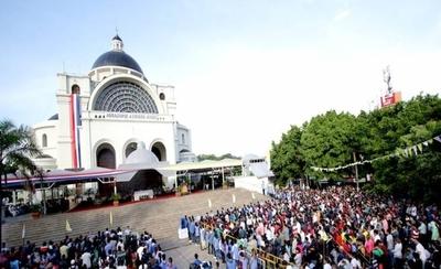 """HOY / """"No es galanteo, es acoso"""": echan a manifestante de la misa de Caacupé"""
