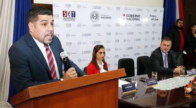 Fabian Dominguez asume la dirección financiera de Itaipú en reemplazo de Mónica Pérez