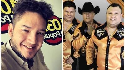 El grupo' Mandingo' no apareció en el programa de Junior Rodríguez y él no se quedó callado