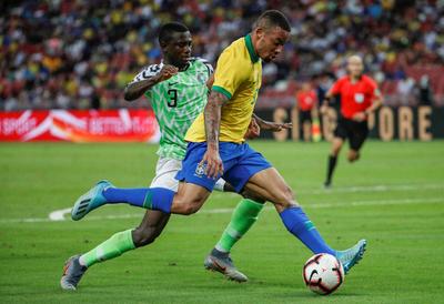Opaco Brasil apenas iguala con Nigeria