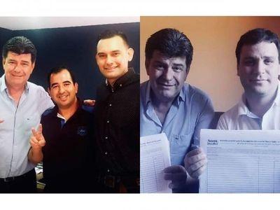 PLRA; Efrain Alegre habla de consenso en Santa Rosa y San Patricio
