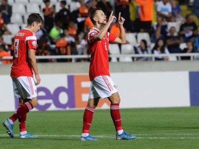 Cheryshev guía a Rusia hacia la Eurocopa