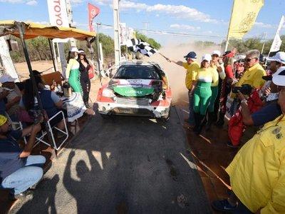 Alejandro Galanti conquista el Rally del Chaco 2019