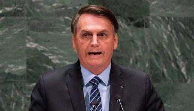 "Bolsonaro niega en la ONU que la Amazonía sea ""patrimonio de la humanidad"""