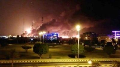 Se dispara el precio del petróleo tras los ataques con drones en Arabia Saudita