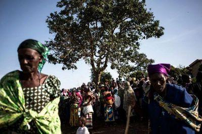 70,8 millones de personas desplazadas en el mundo debido a guerras o persecuciones