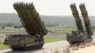 El régimen de Nicolás Maduro desplegó una batería de misiles rusos S-300 en los alrededores de Caracas