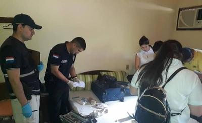 HOY / Fiscalía desbarata banda dedicada a falsificar billetes: detienen e imputan a dos cameruneses