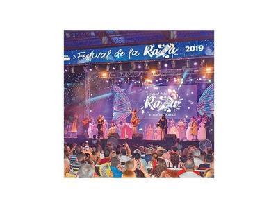 Tradicional   Festival de la Raza convocó a miles de espectadores en Villarrica