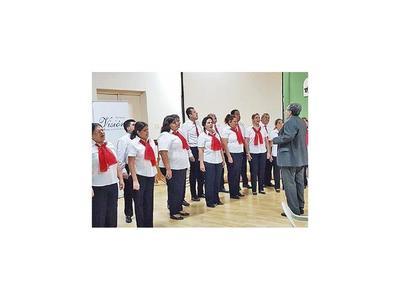 El Coro de Ciegos  y la OSIC proponen un recital inclusivo