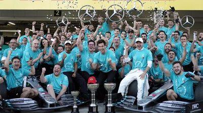 Bottas gana y Mercedes es campeón