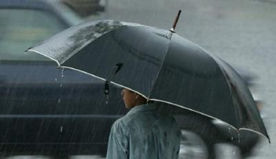 Jornada con lluvias y tormentas eléctricas