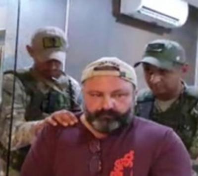 Capturan a presunto jefe narco en Villa Morra