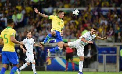 HOY / Brasil jugará contra Argentina, en Riad, el 15 de noviembre