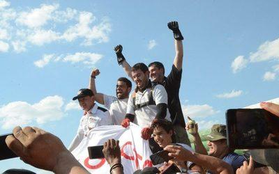 Galanti se queda con el Transchaco Rally