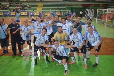 Fomento y Bolívar, a semifinales del 'Suda' de fútbol de salón