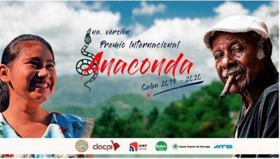 Aún tenés tiempo de participar del Premio Anaconda