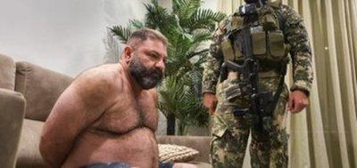 SENAD captura en Villa Morra a jefe narco brasileño