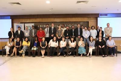 El Comité Técnico de la RICYT cerró con gran participación su reunión anual