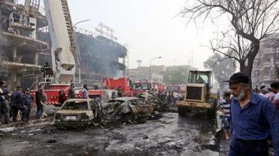 125 muertos en un atentado en Irak